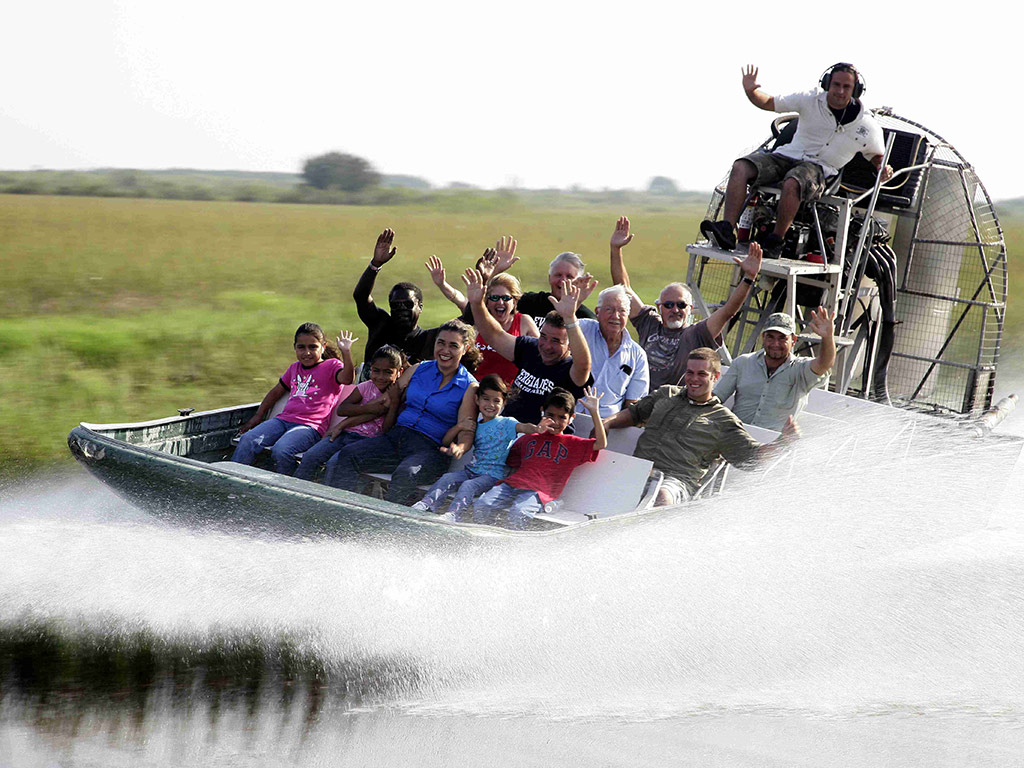 City Tour And Everglades Airboat Adventure Tour