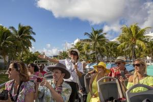 Miami Sightseeing Tour - Hop-on Hop-off All Loops Tour - 24 Hour Pass Packages