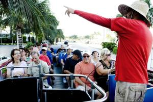 Miami Sightseeing - Hop-on, Hop-off All Loops Tour - 48 Hour Pass Packages