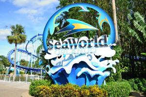 Admission - Seaworld Orlando Unlimited Visits + Free Parking Tour